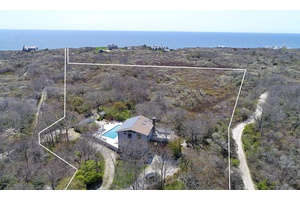 ELITE MONTAUK PROPERTY 2.2 ACRES  SOUTH OF THE HWY